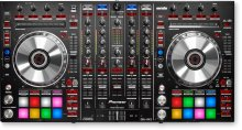 4-channel controller for Serato DJ Pro and dedicated buttons for Serato Flip