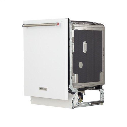 46 DBA Dishwasher with Third Level Rack - White
