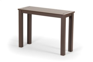 """10"""" x 27"""" Chaise Table"""