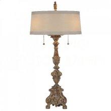 Grayson Gilded Lamp