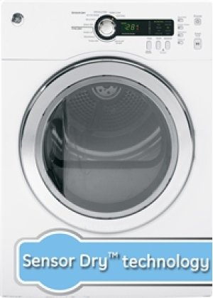 Front Load - 4.0 cu ft venting dryer. Stainless Steel drum.