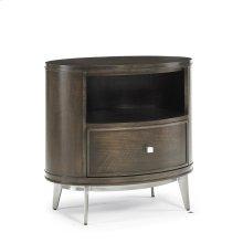 Marlowe Oval Nightstand