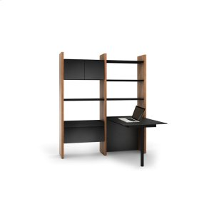 Bdi Furniture5412 Pr in Cherry Black