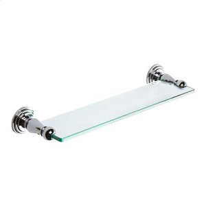 "Polished Chrome 18"" Shelf"