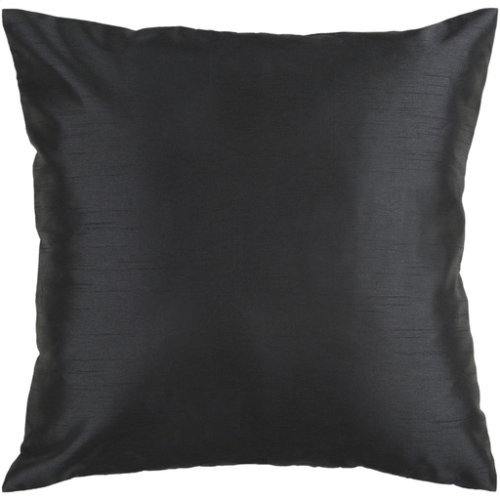 """Solid Luxe HH-037 22"""" x 22"""" Pillow Shell with Polyester Insert"""
