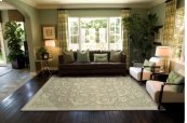 Regal Reg02 Gre Rectangle Rug 8'6'' X 11'6''