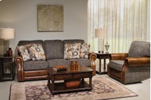 Jefferson Bark-Caravane-Auburn Recliner