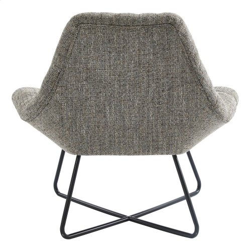 Shelby Accent Chair in Camel Blend