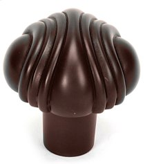 Venetian Knob A1502 - Chocolate Bronze