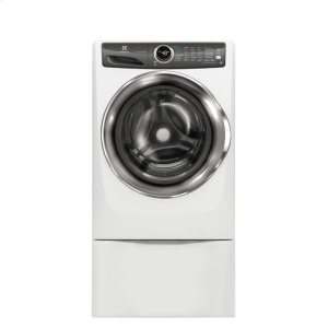 Front Load Perfect Steam Washer with LuxCare® Wash - 4.3 Cu. Ft - WHITE