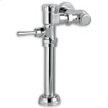 American StandardPolished Chrome FloWise Manual Flush Valve Only for Retrofit, 0.5 GPF Urinal