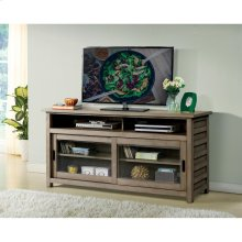 Perspectives - 64-inch TV Console - Sun-drenched Acacia Finish
