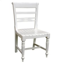 Raffles Wooden Seat Side Chair
