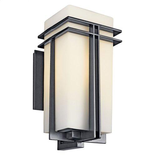 """Tremillo 20"""" 1 Light Wall Light Black"""