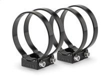 VeX Enclosed Speaker System Swivel Mount Fixture for pipe diameter of 3.250 in (82.6 mm)