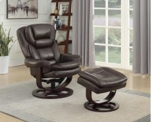 Chair With Ottoman