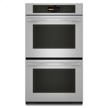 """Stainless Steel Jenn-Air® Double Wall Oven with V2™ Vertical Dual-Fan Convection System, 30"""" (FLOOR MODEL)"""