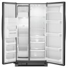 Whirlpool® 21 cu. ft. Side-by-Side Refrigerator with Water Dispenser Product Image