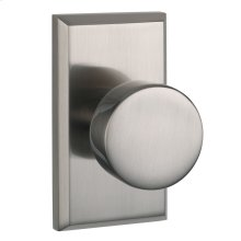 CASTELLO 04 KNOB - Satin Nickel