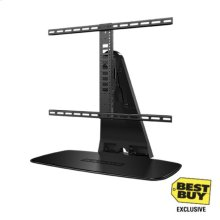 """Swiveling TV Base fits TVs 32-60"""" TVs and creates the sleek look and feel of a mounted TV"""