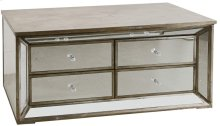 Four-Drawer Console