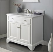 "Framingham 36"" Vanity - Polar White Product Image"