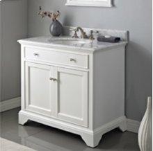 "Framingham 36"" Vanity - Polar White"