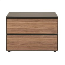Opus 2-Drawer TV Stand
