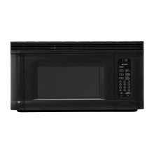 Sharp Carousel Over-the-Range Microwave Oven 1.4 cu. ft. 950W Black