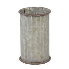 Corrugated Cylinder Pot