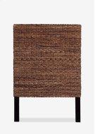 Headboard Abaca Weave B TW (44x2.5x56) Product Image