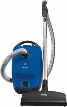 Classic C1 Delphi PowerLine - SBAN0 Canister vacuum cleaners with electrobrush for best cleaning of low-medium carpeting.