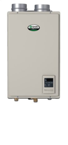Tankless Water Heater Condensing Indoor 120,000 BTU Propane