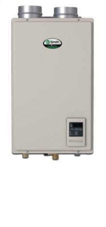 Tankless Water Heater Condensing Indoor 120,000 BTU Natural