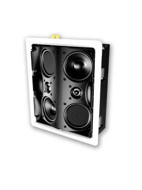 Each Reference In-ceiling/In-wall Bipolar Loudspeakers