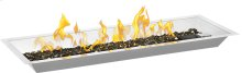 "30"" Linear Patioflame® Burner Kit , Stainless Steel , Propane"