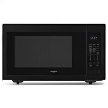 Whirlpool® 1.6 cu. ft. Countertop Microwave with 1,200-Watt Cooking Power - Black