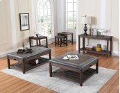 Emerald Home Wood Haven Square End Table