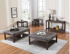 Emerald Home Wood Haven Sofa Table