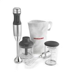 KitchenAid® 3-Speed Hand Blender - Contour Silver