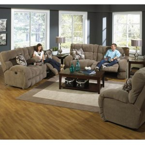 "Catnapper""Lay Flat"" Recl Sofa"