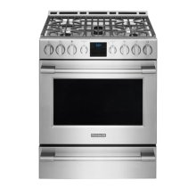 OPEN BOX Frigidaire Professional 30'' Gas Front Control Freestanding