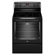 6.2 cu. ft. Capacity Electric Range with EvenAir True Convection