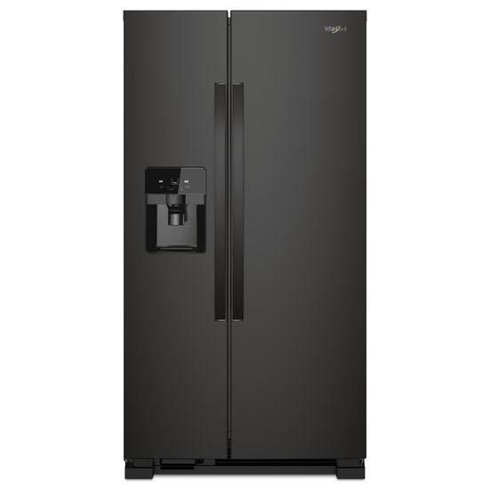 Get Whirlpool Refrigerators In Boston Side X Side Wrs325sdhb