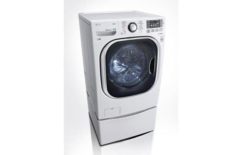 Hidden Additional 4 5 Cu Ft Ultra Large Capacity Turbowash Washer W Nfc Tag