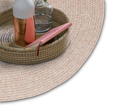 Simplicity Linen Braided Rugs