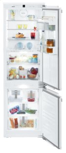 "24"" Combined refrigerator-freezer with BioFresh and NoFrost for integrated use Product Image"