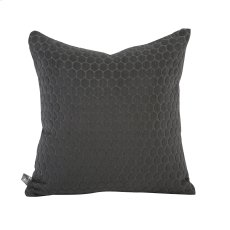 "16"" x 16"" Pillow Deco Pewter Product Image"
