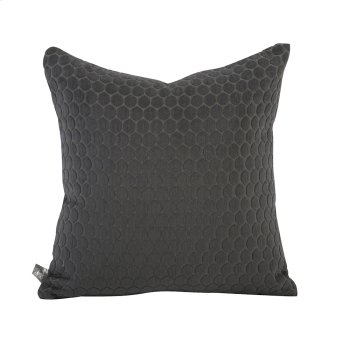 """16"""" x 16"""" Pillow Deco Pewter Product Image"""