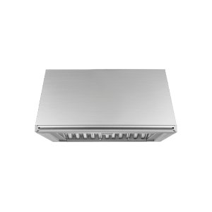 "DacorHeritage 30"" Epicure Wall Hood, 12"" High, Silver Stainless Steel"